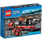 LEGO® City Transportor de motociclete de cursa 60084