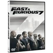 Fast & Furios 7:Vin Diesel,Paul Walker,Dwayne Johnson - Furios si iute 7 (DVD)
