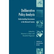 Deliberative Policy Analysis by Maarten A. Hajer