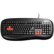 Tastatura Gaming Jizz JP026 (Neagra)