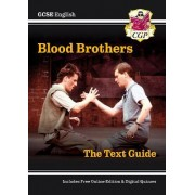 GCSE English Text Guide - Blood Brothers by CGP Books