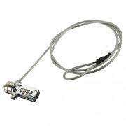 PhilMat Blocco di sicurezza della catena del cavo per notebook pc portatile