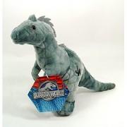 Jurassic World - 12 Dinosuar Stuff Doll - Indominus Rex - Gray