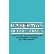 Habermas by John B. Thompson