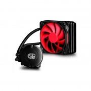 Cooler CPU Deep Cool Maelstrom 120 negru / rosu