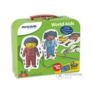 Joc de cusut Miniland (ML-36033), haine