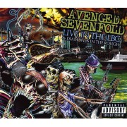 Avenged Sevenfold - Live in the LBC & Diamonds in the Rough (0093624987024) (1 DVD + 1 CD)