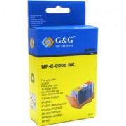 CANON PGI-5BK Pigment Black Ink Tank - PIXMA IP 4200/ip4500/5200/5200R/6600D/ MP 500/800 - С Чип - G&G