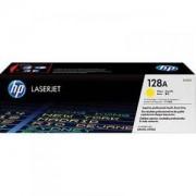 Тонер касета за HP 128A Yellow LaserJet Print Cartridge - CE322A