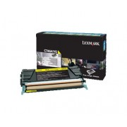 LEXMARK Cartridge for C746, C748 series, Yellow - 7000pages (C746A1YG)