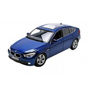 Bmw 5 Series Gt Blue 1/24 By Motormax 73352