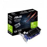 Placa Video Asus Nvidia GeForce 210 Silent 1GB GDDR3