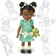 Disney Princess Animators Collection 16 Inch Doll Figure Tiana by Disney