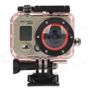 """RD990 Sports de plein air plongée étanche 0,7 """"LCD Full HD 1080P 170 'WiFi Caméra Caméscope - Noir"""