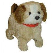 Fantastic Puppy Battery Operated Jumping Dog Run Jump Toy for Kids