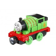 Fisher Price CBL76 - Trenino Thomas Take'n Play Percy, Multicolore