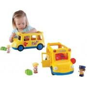 Fisher-Price Little People Gele Schoolbus