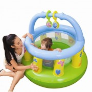 Intex Soft Sides My First Gym Inflatable Bouncy Activity Play Centre For Babies And Toddlers