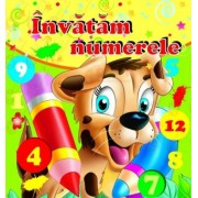Carte cu imagini - Invatam Numerele