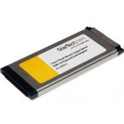 StarTech.com 1 Port Flush Mount ExpressCard SuperSpeed USB 3.0 Card Adapter