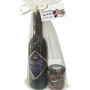 Pack para regalo Vino Arnáiz con combinacion de tarros