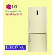 LG GBB548GVQZE alulfagyasztós hűtőszekrény , széles 70cm kivitel