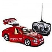 King Driver Remote Control Car Opening Doors
