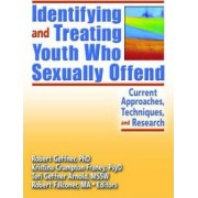 Identifying and Treating Youth Who Sexually Offend by Kristina Crumpton Franey