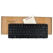 Eathtek New Laptop Keyboard without Backlit and Frame for HP Pavilion dm4 dm4-1000 dm4-1100 DM4T Series Black US Layout Compatible with part# 663563-001 608222-001 662109-001 597911-001