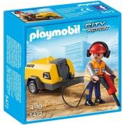 Playmobil 5472 Werkman met drilboor