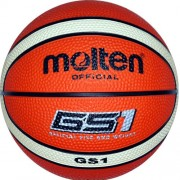 molten Basketball BGS1-OI - Miniball - orange/Ivory | 1