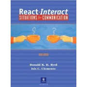 React Interact by Donald R. H. Byrd