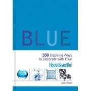 House Beautiful Blue by Lisa Cregan