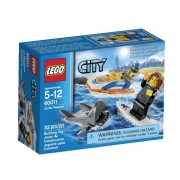 Lego City Surfer Rescue Toy Building Set
