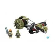 LEGO Legends of Chima - Sets de Juego: El Vehículo Triturador de Crawley (70001)
