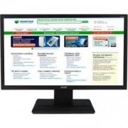 Monitor Acer V196HQLAb (LED) 47cm (18.5) Wide, 1366x768@60Hz, 16:9, 5ms 100M:1 ACM 200nits LED EURO/UK EMEA MPRII Black Acer EcoDisplay - UM.XV6EE.A03