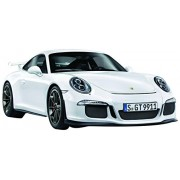 Modellino Auto PORSCHE 911 CARRERA 4 A 2013 1/24°, Colori Assortiti