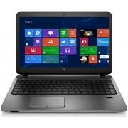 "Laptop HP ProBook 450 G2 (Procesor Intel® Core™ i3-5010U (3M Cache, 2.10 GHz), Haswell, 15.6"", 4GB, 500GB, Intel® HD Graphics 5500, Wireless AC, FPR, Win7 Pro 64 + Win8.1 Pro 64)"
