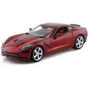 2014 C7 Chevy Corvette Stingray 1/18 Red