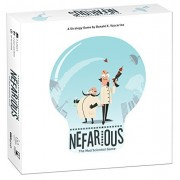 Nefarious: The Mad Scientist Game! Board Game by USAopoly