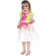 Rose & romeo jurk kimberly - Maat 5-7 jaar (110/122)