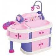 American Plastic Toy Deluxe Nursery by American Plastic Toy