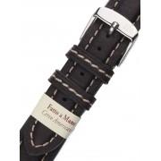 Curea de ceas Morellato A01U3885A62030CR18 braunes Uhren18mm