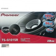 One Pair Pioneer TS-G1015R Car Dashboard Speaker 190w (4inches)