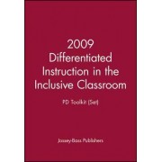 2009 Differentiated Instruction in the Inclusive Classroom by Jossey-Bass