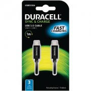 Duracell Type C to Type C Sync & Charge Cable 1M (USB5030A)
