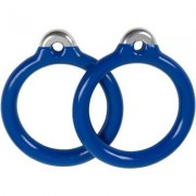 Swing Set Stuff Commercial Coated Round Trapeze Rings SSS-0015 Color: Blue