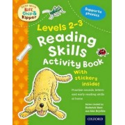 Oxford Reading Tree Read with Biff, Chip, and Kipper: Levels 2-3: Reading Skills Activity Book by Roderick Hunt