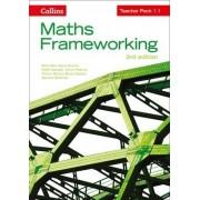 KS3 Maths Teacher Pack 1.1 by Rob Ellis