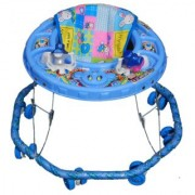 Brats N Angels Baby Walker-Blue